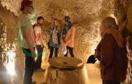 أكبر مدينة أثرية منحوتة تحت الأرض في إيران والعالم تفتح أبوابها أمام السياح