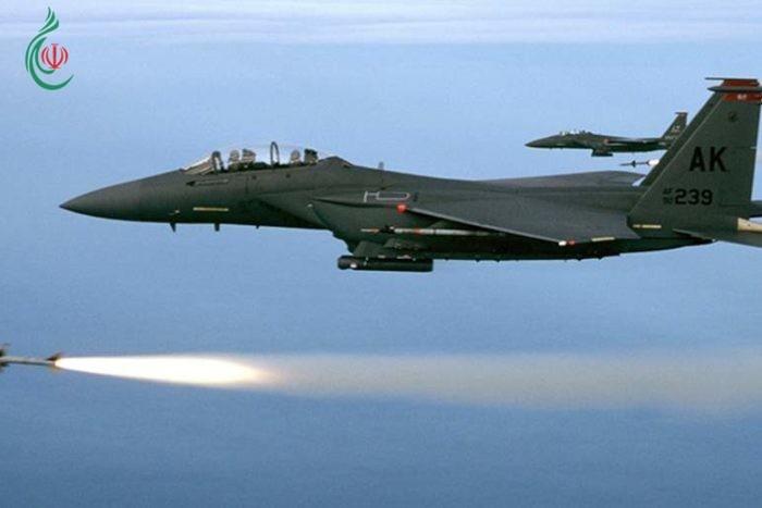 الإمارات تستقبل سربا من مقاتلات F-15E النسر الضارب الأمريكية