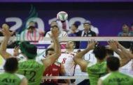 إيران تحصد فوزها الثاني في بطولة آسيا لكرة الطائرة جلوس