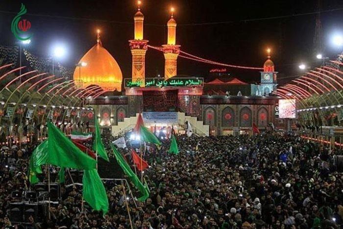 توقعات بمشاركة 3 ملايين زائر إيراني في زيارة الأربعينية المقبلة