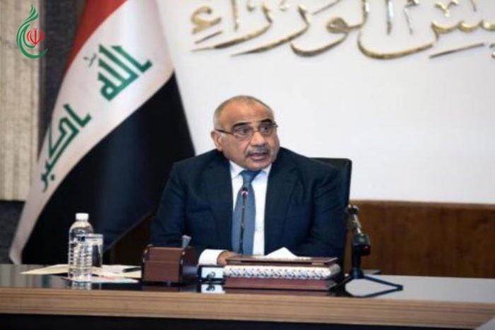 رئيس مجلس الوزراء العراقي يكشف حقيقة نيته الاستقالة