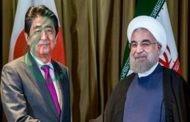 الرئيس روحاني خلال لقائه رئيس الوزراء الياباني : لن نسعى لحرب لكن نرد بحزم على الحرب ضدنا