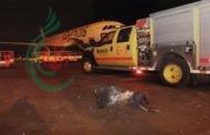 مواقع إخبارية سعودية تنشر صوراً لأضرار استهداف مطار أبها