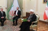 الرئيس روحاني خلال لقائه السفير الفرنسي الجديد : إنهيار الاتفاق النووي لا يصب في مصلحة أي أحد