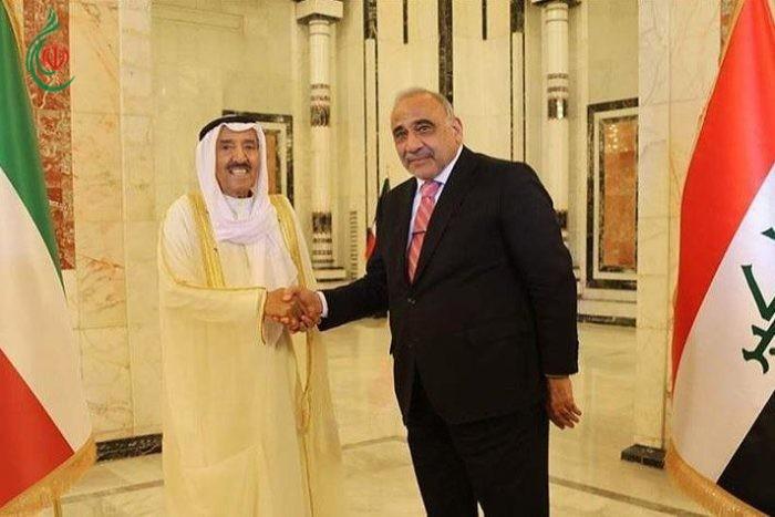 العراق والكويت يبحثان تعزيز العلاقات وتطورات المنطقة