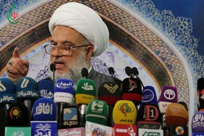 الشيخ عبد المهدي الكربلائي يحذر من الغزو الذي يهدد العراق