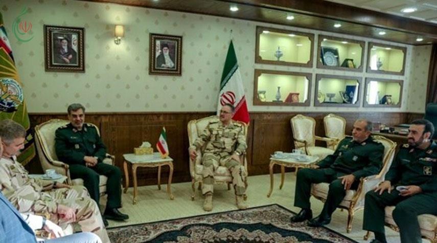 ايران : مستعدون لدعم العراق في مجال التأهيل العسكري