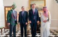 اللجنة الرباعية ( أمريكا و بريطانيا و السعودية و الإمارات ) تصدر بياناً ضد إيران