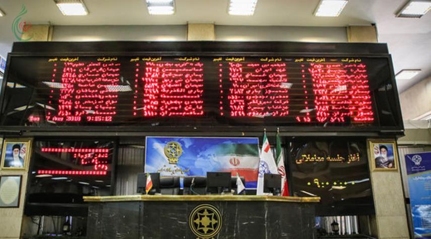 طهران تغلق بورصتها على مستوى قياسي جديد