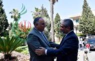 أضواء على لقاء سفير إيران لدى سورية جواد تركآبادي حفظه الله بمحافظ حمص