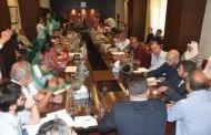 المجلس الوطني الفلسطيني بدمشق يقيم الملتقى الشبابي الفلسطيني لمواجهة صفقة القرن و ورشة البحرين و المشاريع و المؤامرات التي تحاك ضد القضية الفلسطينية