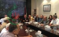 القوى والفصائل والاتحادات الفلسطينية والعربية في سورية :