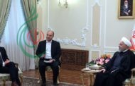 الشيخ حسن روحاني : أمريكا داست على قرار مجلس الأمن وقامت بإجراءات إرهابية في المنطقة