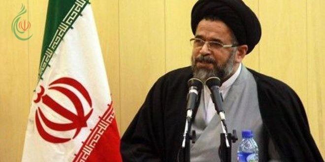 وزير الأمن الإيراني : الضجة الدعائية الأميركية ضد إيران خبت جذوتها
