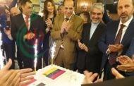 السفير الإيراني بدمشق جواد تركآبادي يشارك جمهورية فنزويلا الصديقة عيد استقلالها