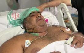 وفاة أسمن رجل في باكستان 330 كيلوغراماً بعد مشاجرة في مستشفى في لاهور