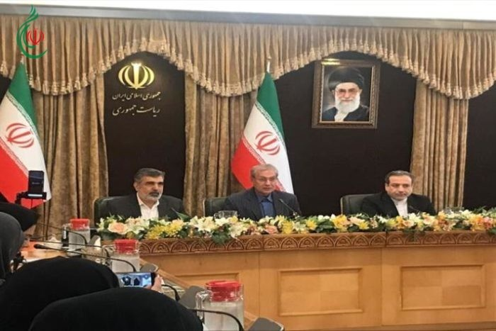 خطوة طهران الثانية : رفع مستوى التخصيب اليورانيوم بدء من اليوم