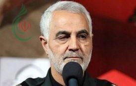 القائد سليماني .. زعزعة الأمن من طبيعة الإدارة الأميركية