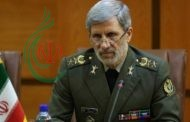 وزير الدفاع الإيراني يعزي بمصرع عدد من ضباط البحرية الروسية