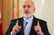 ظريف يؤكد ان إيران مستعدة لمواجهة أي تهديد أمريكي