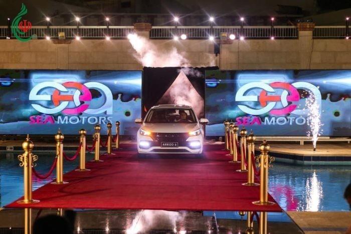 إطلاق سيارة Arrizo6 من (CHERY) في سورية بسعر اقتصادي