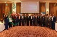 بمشاركة إيران و سورية وتركيا : الجمعية الإقليمية للسكك الحديدية في الشرق الأوسط المنعقدة في الأردن تختتم أعمالها