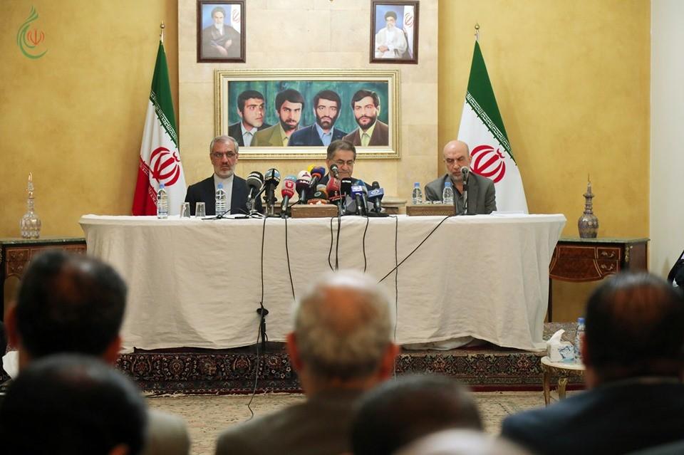 سفارة الجمهورية الإسلامية الإيرانية في لبنان تحيي الذكرى 37 لإختطاف دبلوماسييها