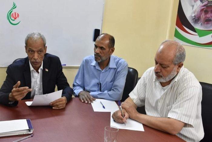 جمعية الصداقة الفلسطينية الإيرانية تقيم ندوة بعنوان