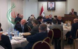 سفير سورية لدى لبنان علي عبد الكريم يؤكد أهمية التكامل بين المقاومات في المنطقة