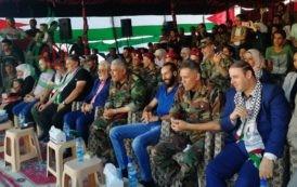 من مخيم اليرموك عاصمة الصمود و الإباء .. تخريج دورتي
