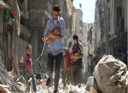 الأزمة السورية تتصدر مباحثات الرئيس السيسي مع محمد بن سلمان