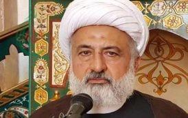 نائب رئيس المجلس الإسلامي الشيعي الأعلى في لبنان : انتصار سورية على الإرهاب أسقط المؤامرة الاستعمارية