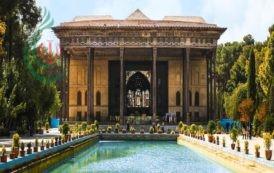 قصر «چهلستون» بمدينة إصفهان .. أحد القصور الثلاثة المتبقية من العهد الصفوي