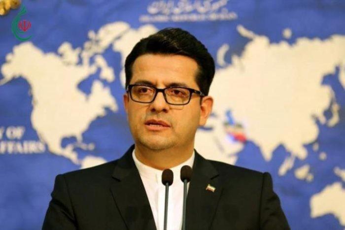 عباس موسوي : طهران تعرب عن قلقها إزاء الظروف الأمنية في كشمير