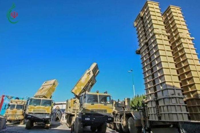 سماء إيران في حماية
