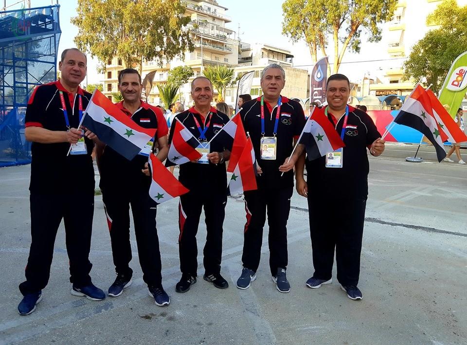 افتتاح أنيق لدورة ألعاب المتوسط الشاطئية بمدينة باتراس اليونانية