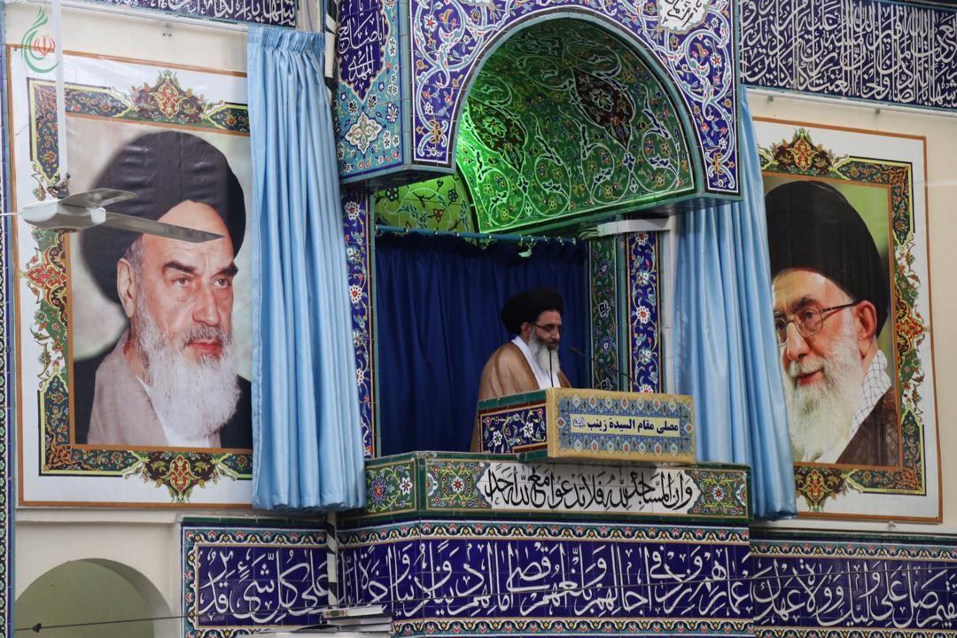 سماحة ممثل القائد الخامنئي في سورية : عيدُ الغدير رمزُ اتحاد الأمة جمعاء و تجلّي الولاية والفضيلة