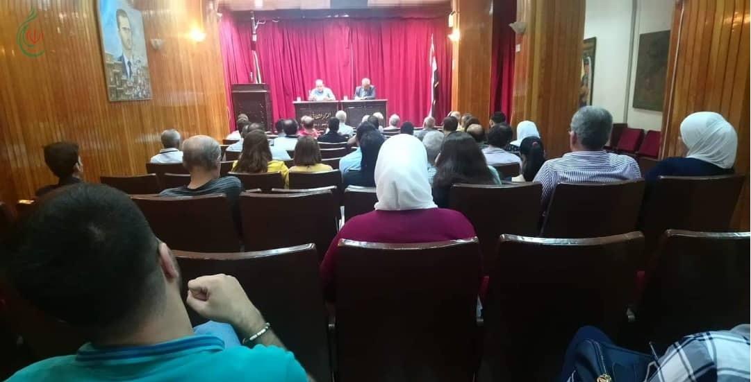 الدكتور إبراهيم العدي : النظام الضريبي في سورية .. أصبح بالياً وغير مواكبٍ للعصر