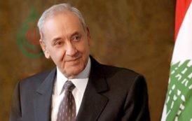 الرئيس بري : صفقة القرن محاولة لتصفية قضية فلسطين