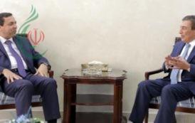 رئيس مجلس النواب الأردني خلال لقائه القائم بأعمال سفارة سورية في عمان : حل الأزمة في سورية سياسي بما يحفظ سيادتها ووحدة أراضيها