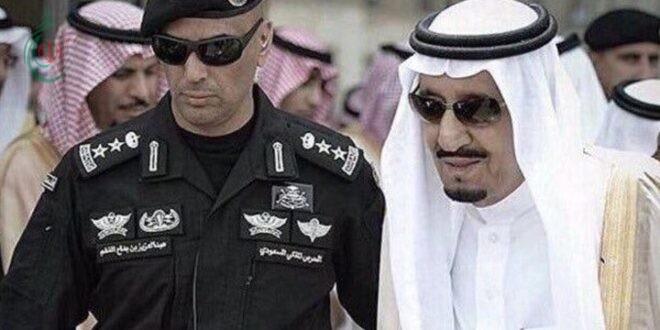 """المعارض السعودي سعد الفقيه : بن سلمان متورط في قتل """"اللواء الفغم"""" مسؤول حماية الملك"""