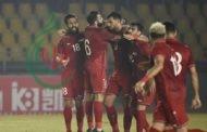منتخب سورية يحصد أول ثلاث نقاط في التصفيات المزدوجة لنهائيات آسيا والعالم .. وبفوز على الفلبين بخمسة أهداف لهدفين