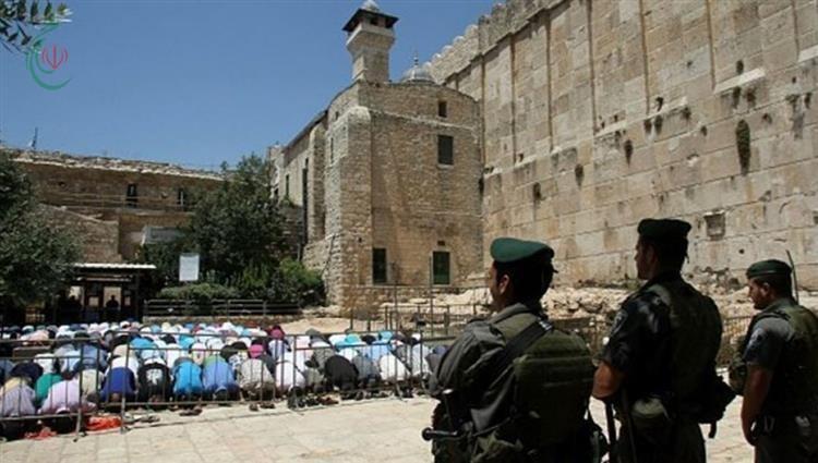 تاريخ الحرم الإبراهيمي الشريف في مدينة الخليل بــ فلسطين المحتلة