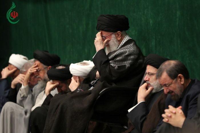 عزاء حسيني بحضور قائد الثورة الإسلامية آية الله العظمى السيد علي الخامنئي دام ظله