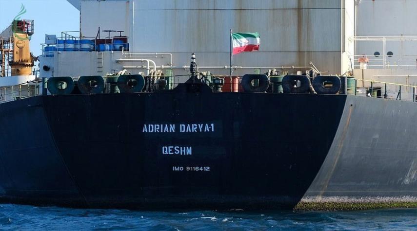 الحكومة المحلية في جبل طارق تنفي خرق إيران تعهداتها حول ناقلة النفط