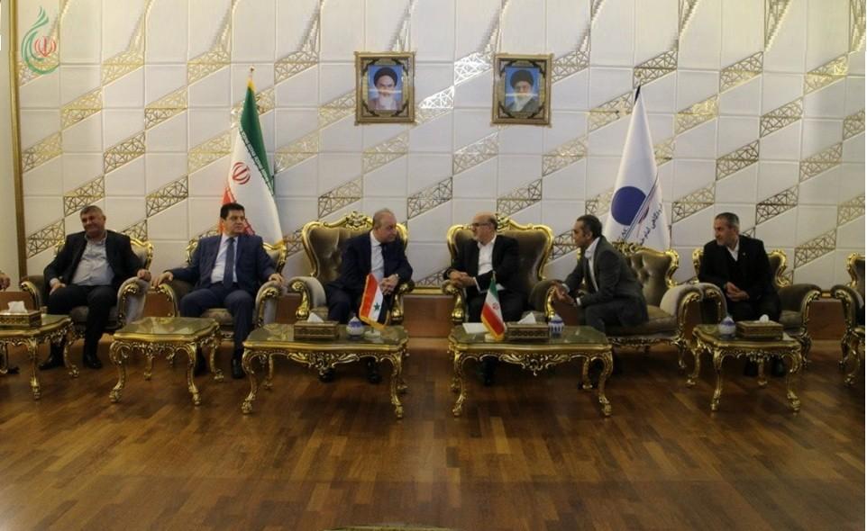 إيران وسورية تبحثان آفاق التعاون الاستراتيجي في قطاع النفط