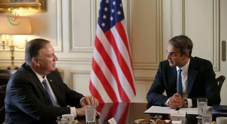 رئيس وزراء اليونان لبومبيو : تركيا تنتهك حقوق قبرص السيادية