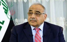 العراق : عبد المهدي يعد قائمة وزراء جديدة لتقديمها للبرلمان