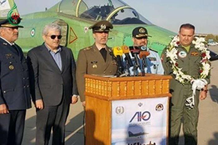وزير الدفاع أمير حاتمي : صنع الطائرة ياسين يثبت فشل الحظر
