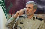وزير الدفاع العميد أمير حاتمي : مسيرة الأربعين أعمت عيون أعداء الإسلام